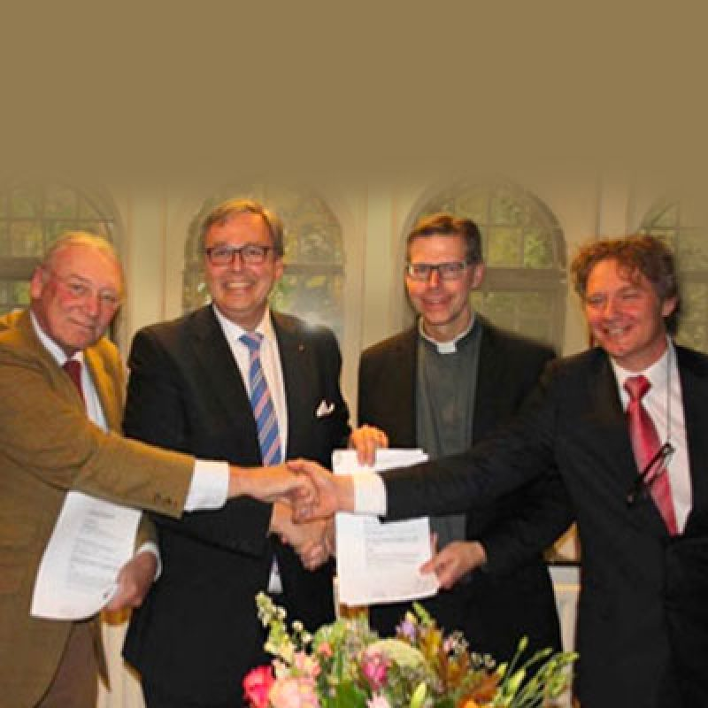 Maria Boodschapkerk in Goirle aangekocht