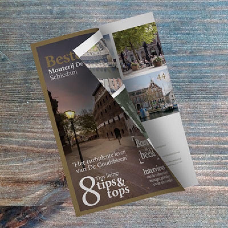 Lancering 1<sup>e</sup> relatiemagazine