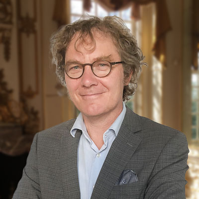 Directeur Machiel van der Plas