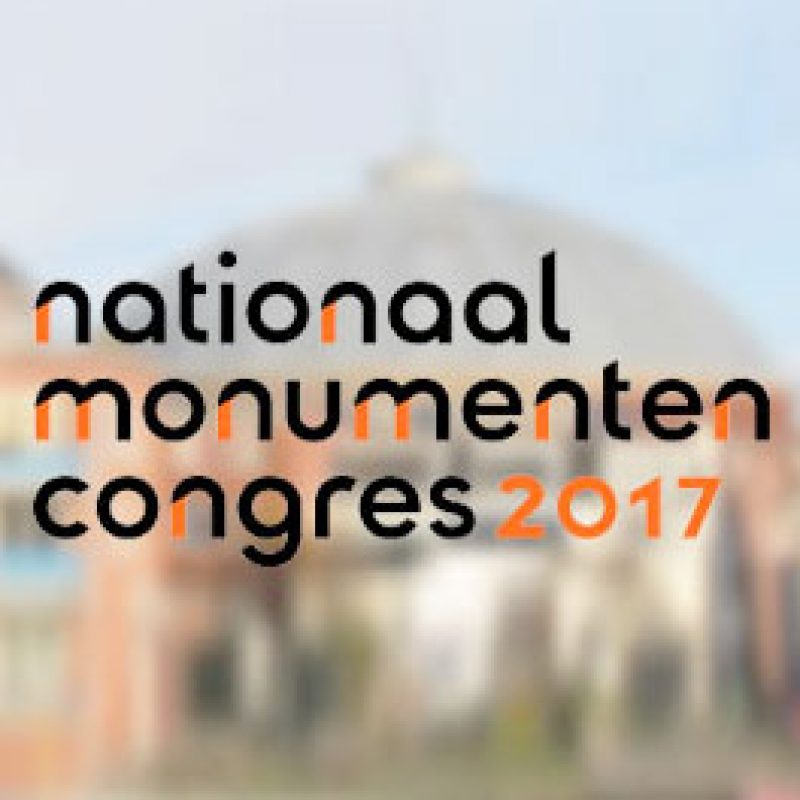 HERMON Erfgoed hoofdsponsor Nationaal Monumentencongres